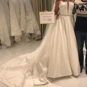 Morilee Wedding Dress- The Shelby